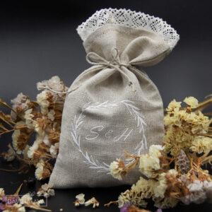 lina davanu maisins kāzām, naudas maisiņš, personalizēta dāvana